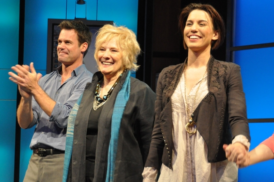 Tuc Watkins, Betty Buckley,  Christy Carlson Romano