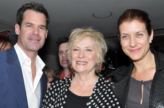 Tuc Watkins, Betty Buckley & Kate Walsh