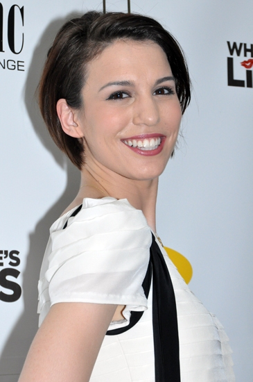 Christy Carlson Romano at WHITE'S LIES Opens Off-Broadway!