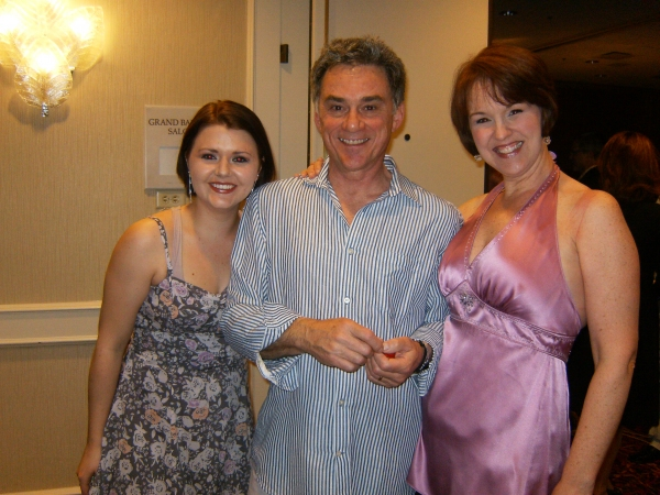 Katie Spellman, Gene Weygandt and Cheryl Avery at Marriott Theatre's DROWSY CHAPERONE