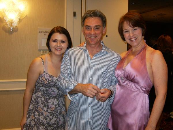 Katie Spellman, Gene Weygandt and Cheryl Avery