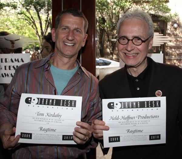Photo Coverage: 2010 Drama Desk Nominee Reception