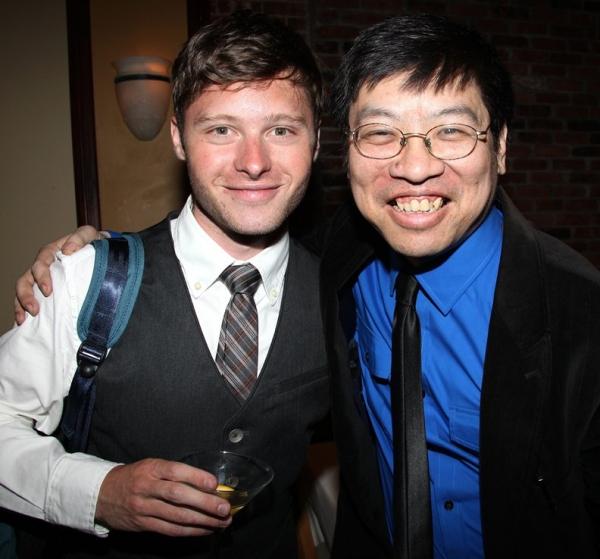Bobby Steggert and Wayman Wong