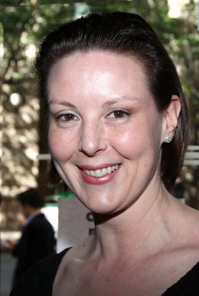 Kim Weild at 2010 Drama Desk Nominee Reception