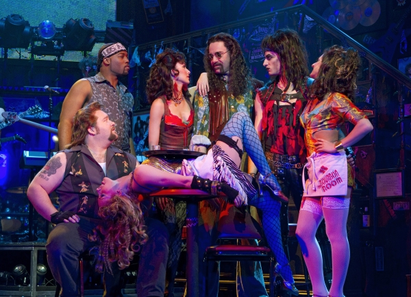 Photo Coverage: First Look at Original Toronto Production of Rock of Ages