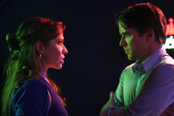 Heather Lee Harper and Christian Campbell