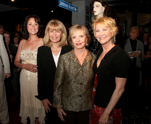 TV/Movie Moms - Kim Rhodes, Ilene Graff, Florence Henderson and Dee Wallace