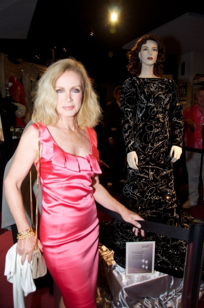 Donna Mills at Celebrated TV & Movie Moms Gather At Hollywood Museum