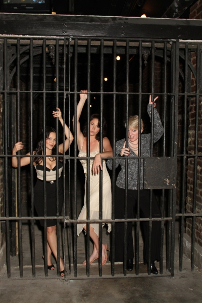 Cellblock Tango with Romi Dames, Kim Rhodes and Alison Arngrim on the original set from Silence of the Lambs.