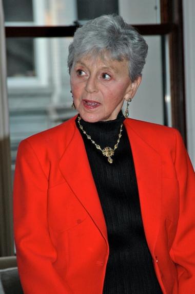 Eva Haller (Board of Directors Sing For Hope)
