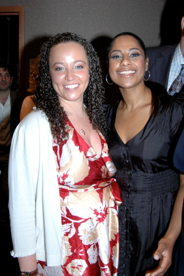 Kameka Dempsey and Nicole Lewis Photo