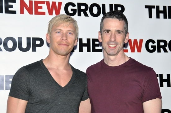 Dan Savage & Guest  at Sieber-Led THE KID Opens Off-Broadway