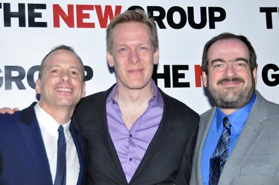 Michael Zam, Andy Monroe & Jack Lechner Photo