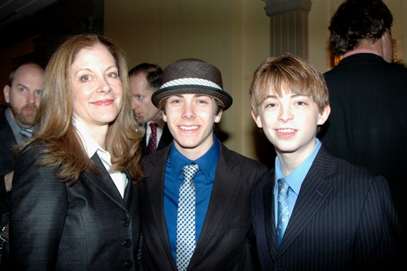 Hallie Foote, Henry Hodges, and Dylan Riley Snyder Photo