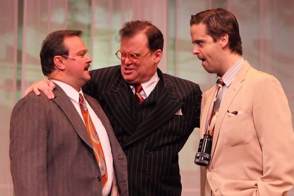 Tim Lile, Richard Marlatt and Erik Gratton