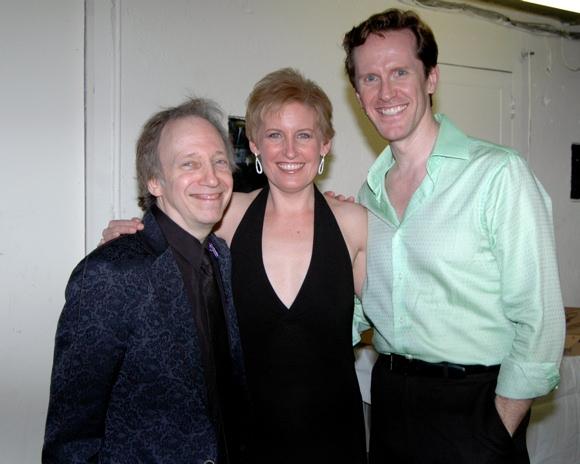 Scott Siegal, Liz Calaway and Jeffry Denman