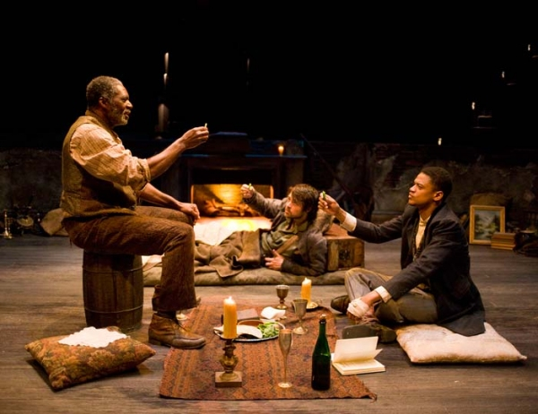 Photos: The Old Globe Presents THE WHIPPING MAN