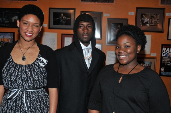 Photo Flash: Leon's True Colors Theater Co.'s August Wilson Monologue Competition