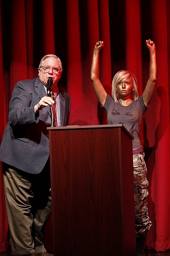 Photo Flash: Vineyard Theatre's THE METAL CHILDREN