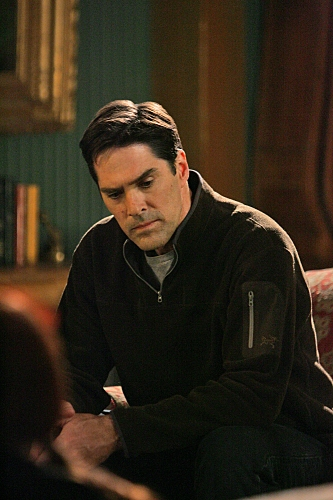 Hotchner (Thomas Gibson) leads a BAU investigation in Alaska involving the murders of several members of a small town. at CRIMINAL MINDS 'Exit Wounds' 5/12
