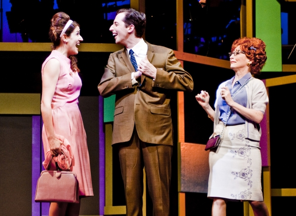 Photo Flash: Reprise Theater Company's HOW TO SUCCEED