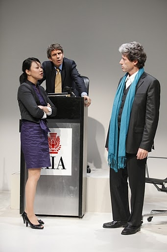 Ann Hu, Marc Carver and Joris Stuyck