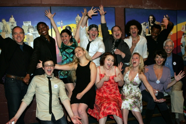 Photo Flash: Goodspeed's BAND GEEKS!