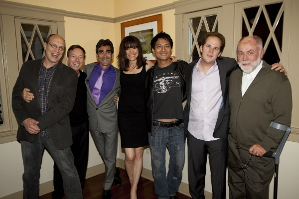 Photo Flash: Los Angeles Theatrical Community Welcomes An Old Friend