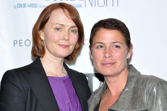 Laura Innes & Maura Tierney