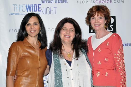 Barbara Manocherian, Sheryl Kaller & Connie Ray