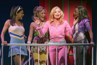 BWW Interviews: BLONDE's Becky Gulsvig