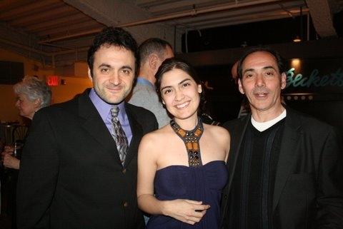 Eric Parnes, Sarah Stockton & Chris Ceraso