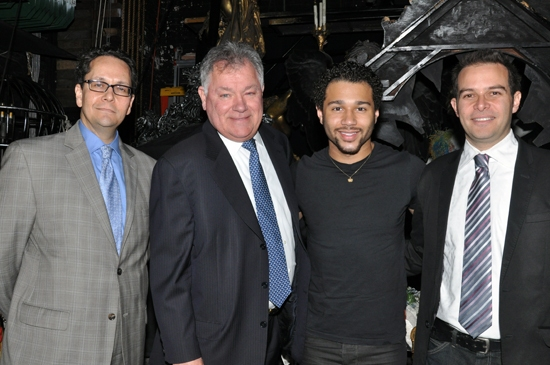 Photo Coverage: NYC Students Make 'Broadway Debut' with Corbin Bleu