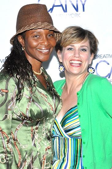 Suzzanne Douglas & Cady Huffman