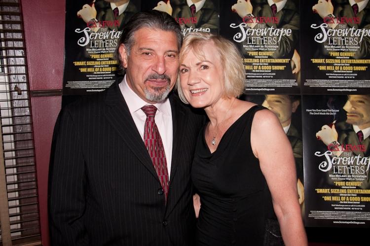 High Res Max McLean & Sharon McLean
