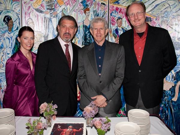 Karen Eleanor Wight, Max McClean, Tony Roberts, Ken Denison Photo