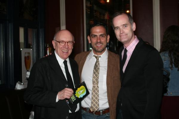 Mart Crowley, Jonathan Hammond and Jack Cummings III