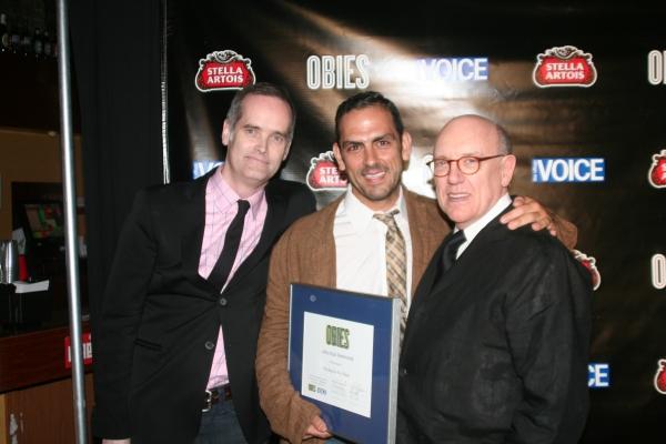 Jack Cummings III, Jonathan Hammond and Mart Crowley