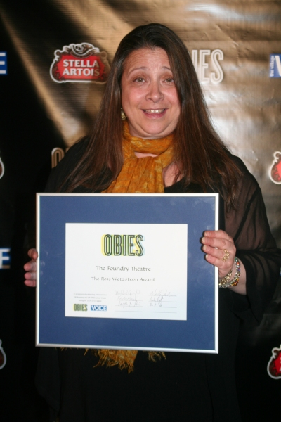 Melanie Joseph (The Foundry Theater)