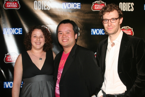 Abby Marcus, Qui Nguyen and Robert Ross Parker