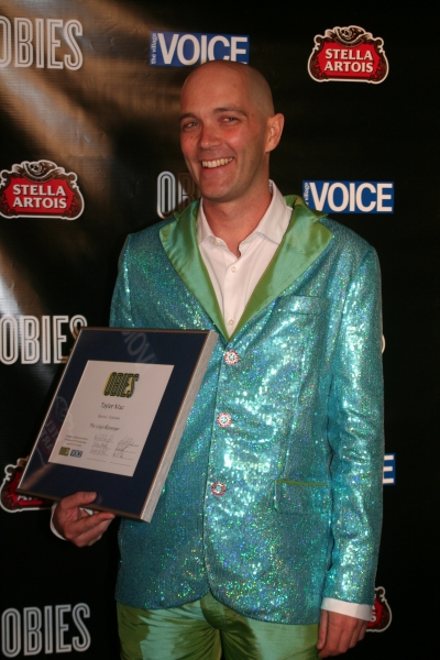 Photo Coverage: 2010 Village Voice Obie Awards