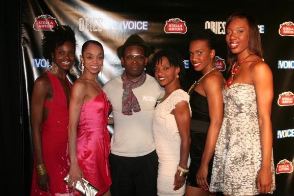 Chanon Johnson, Nicole Chantal, Sahr Ngaujah, Aimee Graham, Elasea Douglas and Hettie Photo