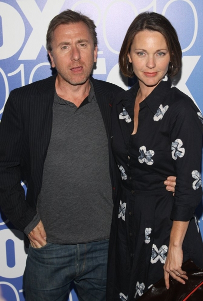 Tim Roth and Kelli Williams (Lie to Me)