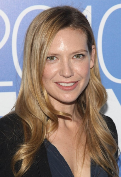 Anna Torv (Fringe) at FOX '10-'11 Primetime Season Launch