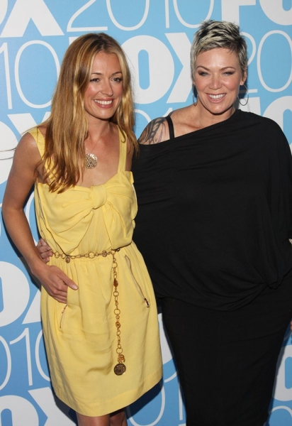 Cat Deeley and Mia Michaels (SYTYCD)
