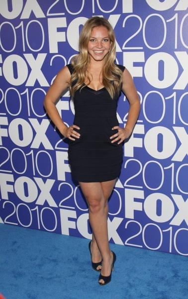 Eloise Mumford (Lonestar) at FOX '10-'11 Primetime Season Launch
