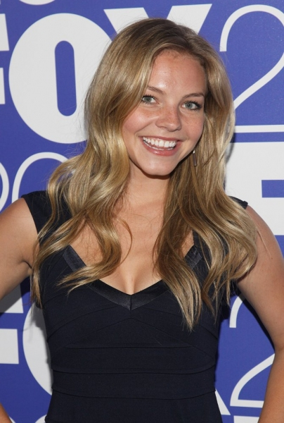 Eloise Mumford (Lonestar) at FOX '10-'11 Primetime Season Launch
