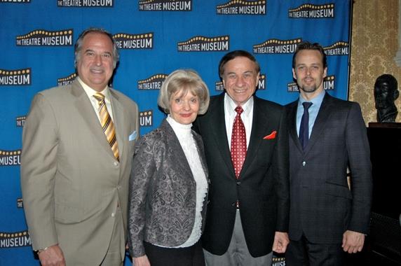 Stweart F. Lane, Helen M. Guditis, Richard Sherman and Noah Racey