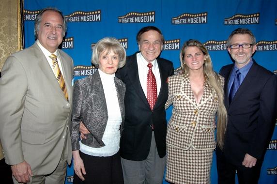 Stewart F. Lane, Helen M. Guditis, Richard Sherman, Bonnie Comley and Thomas Schumacher