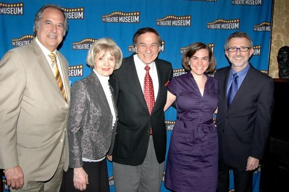 Stewart F. Lane, Helen M. Guditis, Richard Sherman, Emileena Pedigo, and Thomas Schumacher